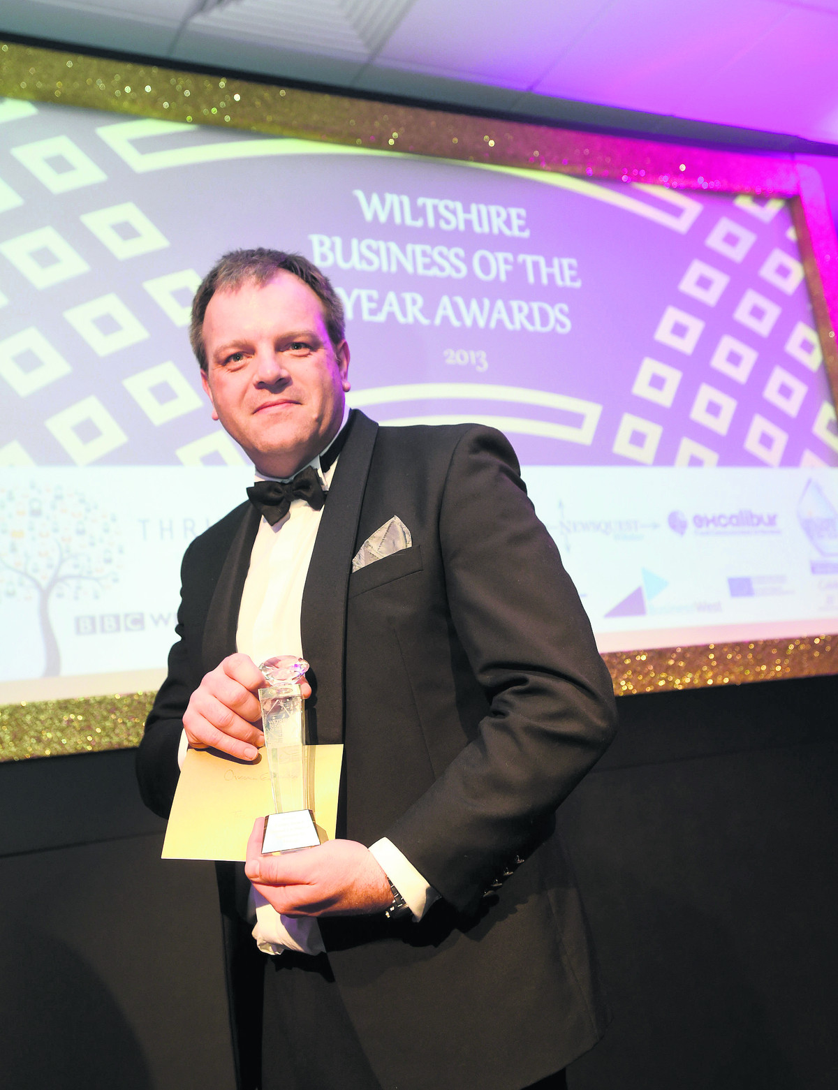 Motor dealer comes out top in Wiltshire Business of the Year Awards