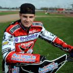 Swindon Advertiser: Swindon Robins rider Steve Worrall
