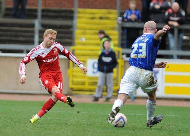 Alex Pritchard made his Tottenham debut yesterday after a season on loan at Swindon Town