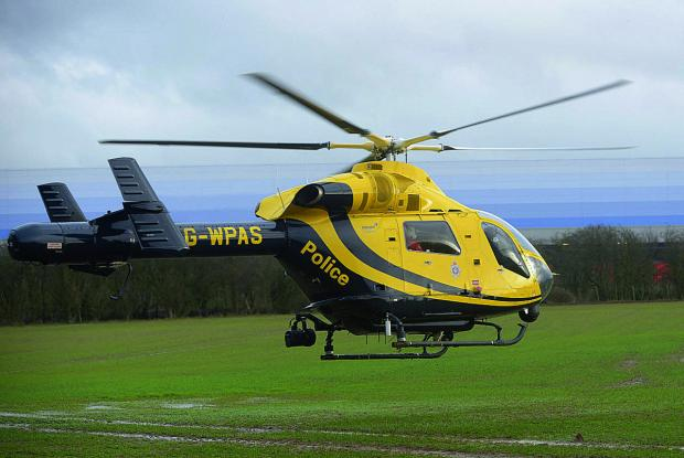 Swindon Advertiser: Air ambulance continues its search for a new base