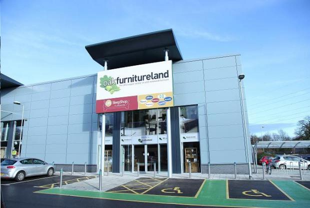 Oak Furniture Land will lose out as a result of redistribution of staff