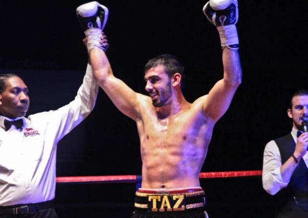 Tariq Quaddus has been tipped to one day fight for the British title by trainer Richard Farnan
