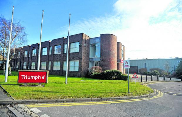 The Triumph distribution centre at Groundwell Industrial Estate is to be shut down