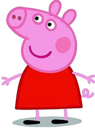 Peppa Pig will be making a splash at the Wyvern at the weekend