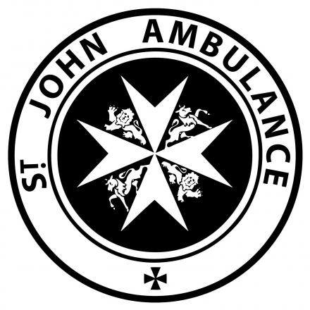 St John Ambulance is looking for a cyclist who was revived by a life saving shock to the heart during a ride through the Cotswolds.