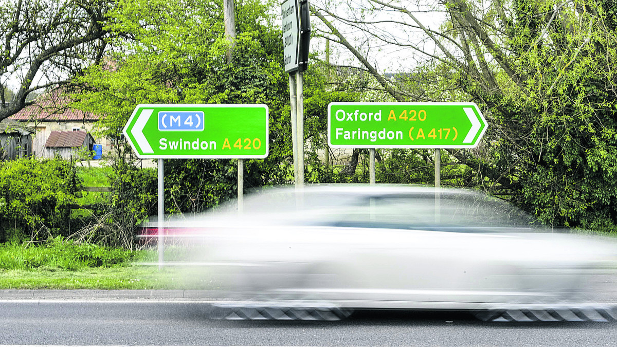 Villagers fear A420 closure