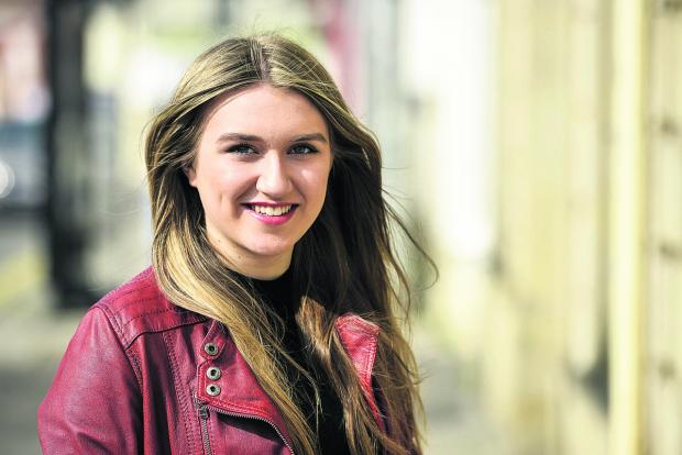 Ellie James, The Youth Parliament member for Swindon