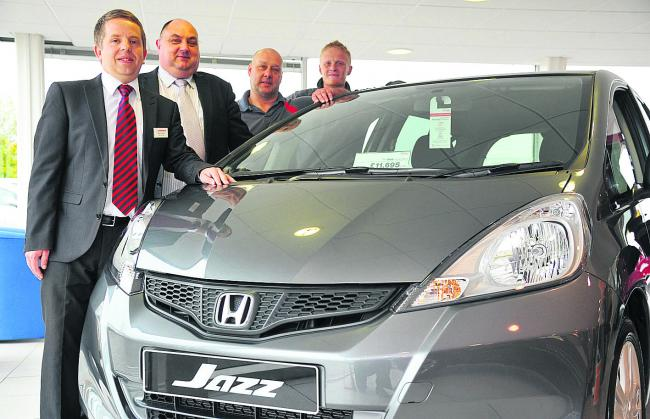 Car survey can't get enough of all that Jazz | Swindon Advertiser