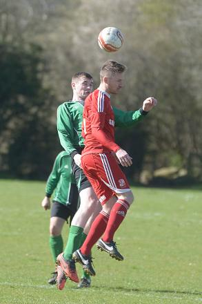Dave Slattery scored twice for Fratellos as they beat Stockton & Codford