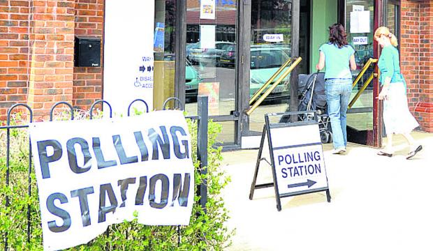 Swindon goes to the polls on May 22