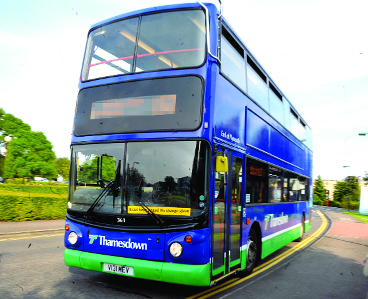 Saved village bus service is just the ticket