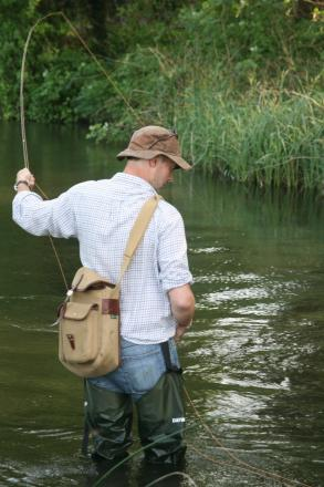 Go fish with Cotswold tuition