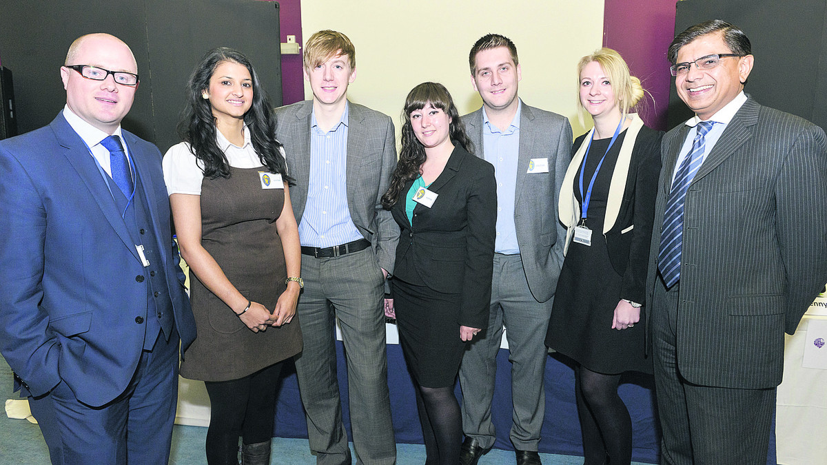 High Quality Ask The Experts U2013 Lydiard Park Academyu0027s Latest Career Event Gave Students  The Chance To Quiz