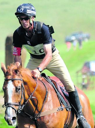 BARBURY HORSE TRIALS: Andrew's in for the win