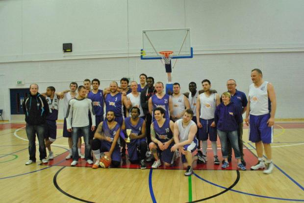 Swindon Shock Basketball Club