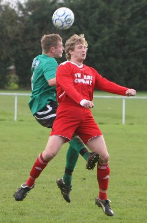 Red House chief Justin Miller in his previous spell at Purton