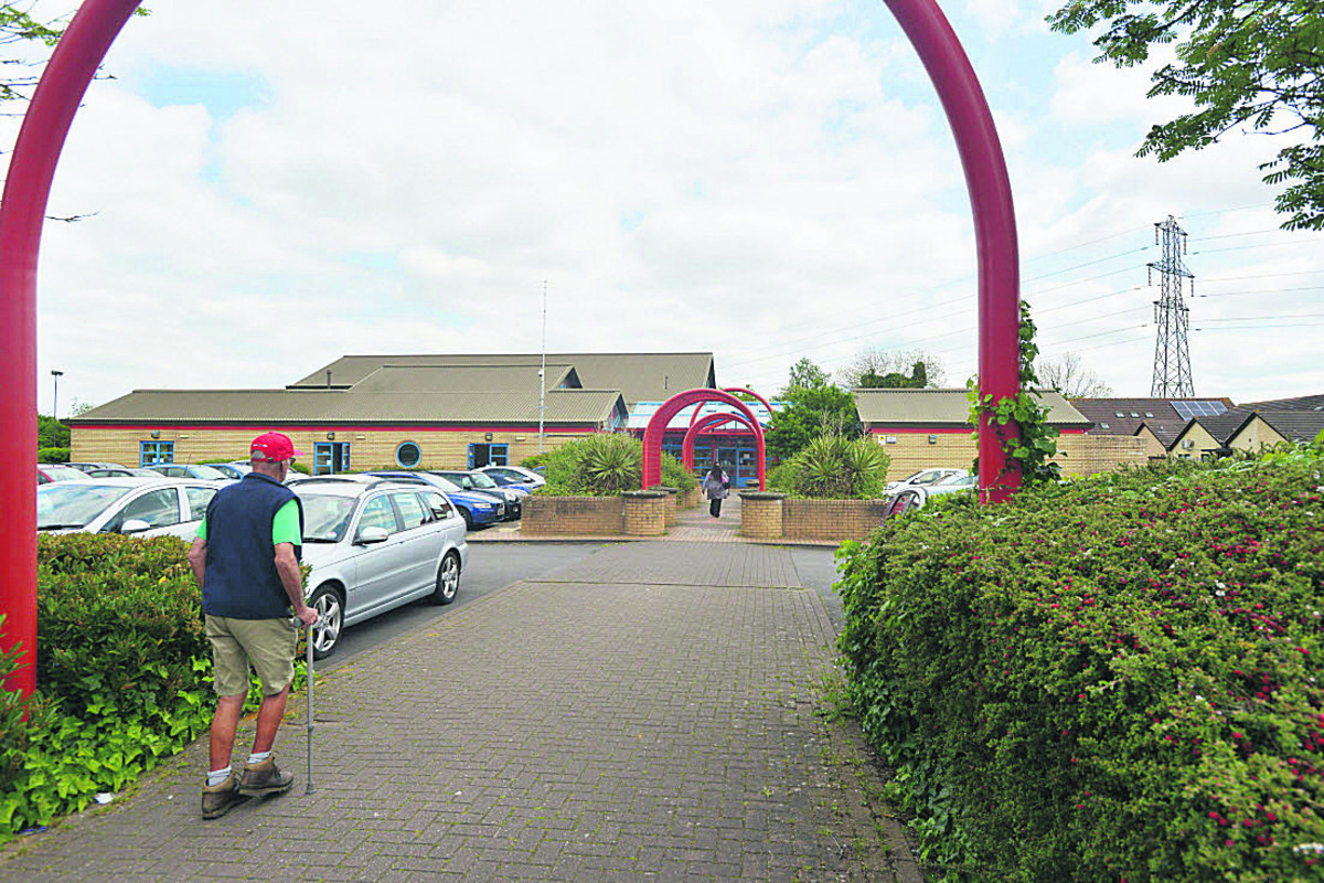 There are concerns about the future of the Haydon Centre