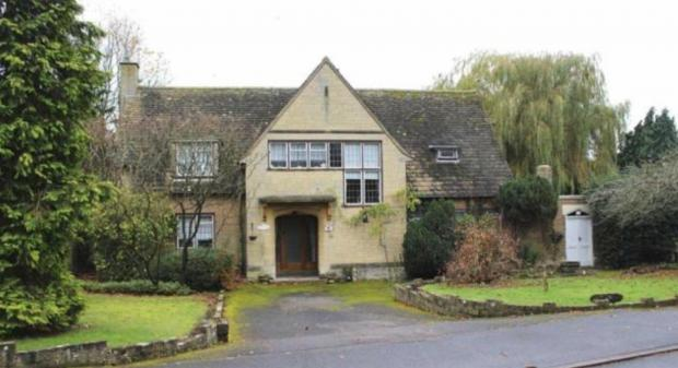 The £799,950 four bedroom detached house, Field Rise, Old Town