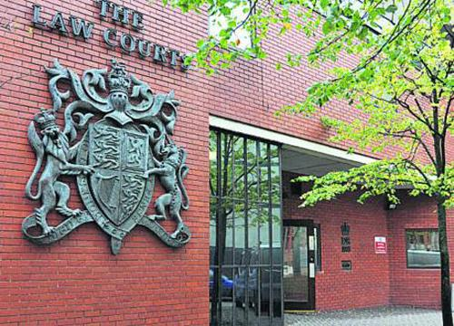 Christopher Booth was handed a suspended sentence at Swindon Crown Court
