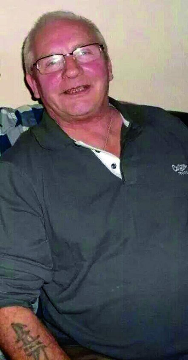 Swindon Advertiser: Michael Hartshorne has been reunited with his family