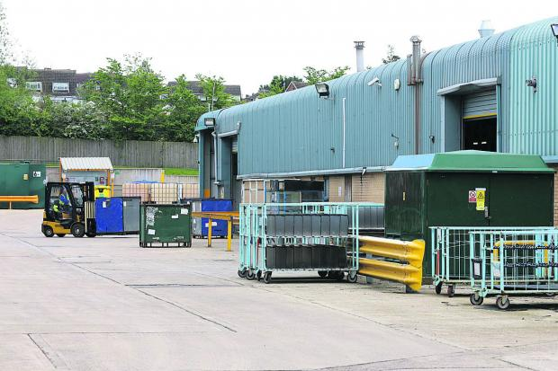 Swindon Advertiser: Staff go to hospital after chemical spill