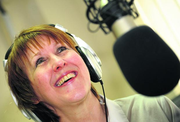 Swindon Advertiser: Swindon 105.5 general manager and presenter Shirley Ludford