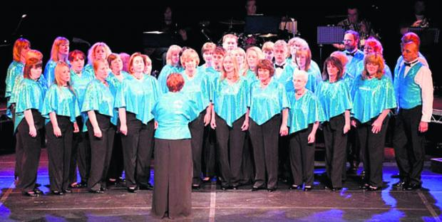 Kentwood Choir will perform to raise funds for Swindon Cares