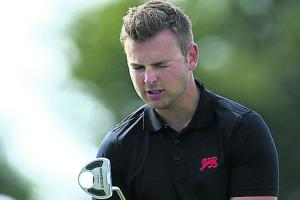 GOLF: No Open qualifying luck for Wiltshire players