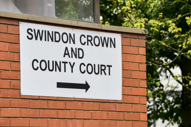 No charges were put to the co-defendants at Swindon Crown