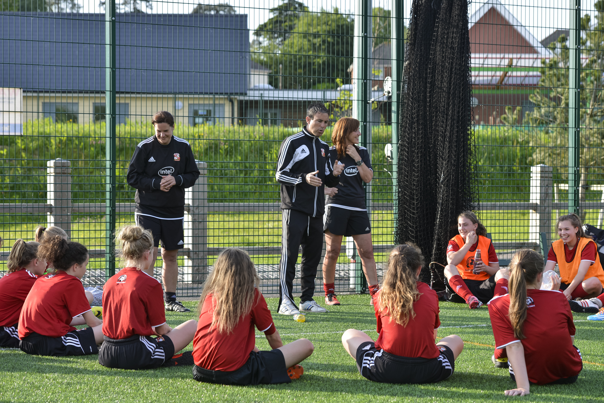 Swindon Town Ladies target the Premier League