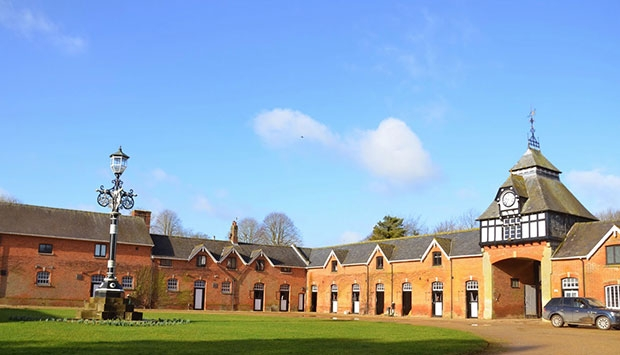 The £26m Manton House Estate recently put on the market
