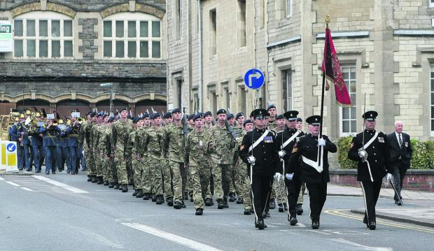 TA squadron to become part of Wessex Yeomanry