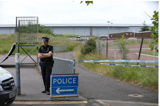 Murder enquiry launched after man found dead near Oasis