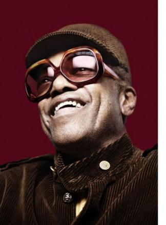 The legendary Bobby Womack who died last week
