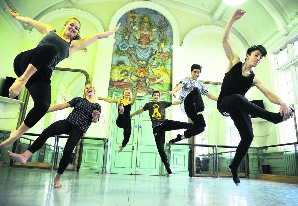 Swindon Dance have  received £618,000 funding for the next three years