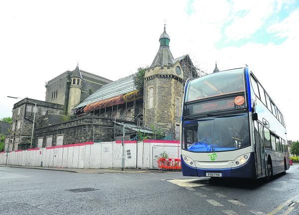 Mechanics' is at risk from bus changes