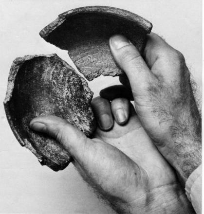 Pots that fooled archaeologists in 1976