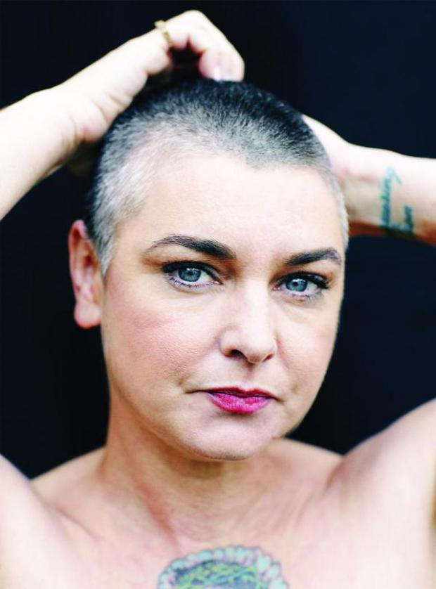 Swindon Advertiser: Sinead O'Connor will close this year's WOMAD