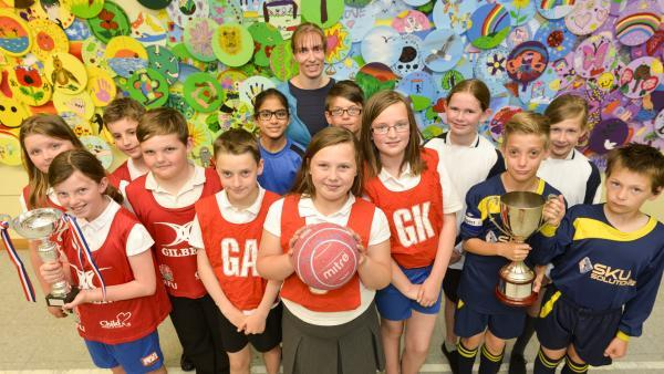 Catherine Wayte have enjoyed a successful sporting year