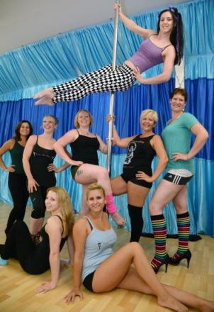 Weird and Wonderful, hosted by Emily's Pole Fitness, comes to the MECA on Saturday
