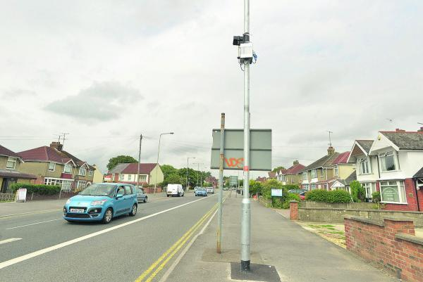 Bus lane cameras in operation in Penhill