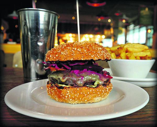 Gourmet Burger Kitchen will move in to the Regent Circus development