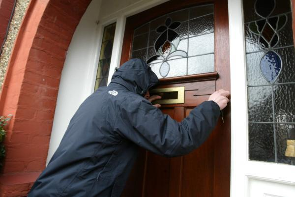 Spike in burglaries leads to crime prevention sessions