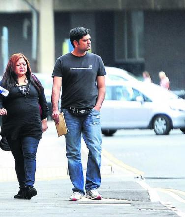 Sister and brother Rukhsana and Imran Dastagir, who are facing jail for  benefit fraud