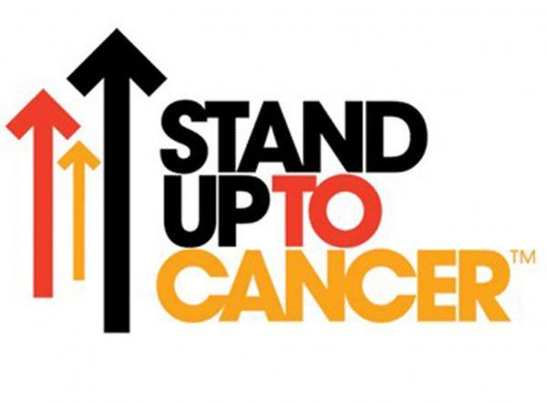 Join the fight and Stand Up To Cancer