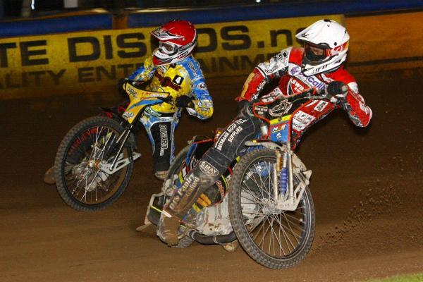 Swindon guest leads Joonas Kylmakorpi as the Robins lose to Eastbourne