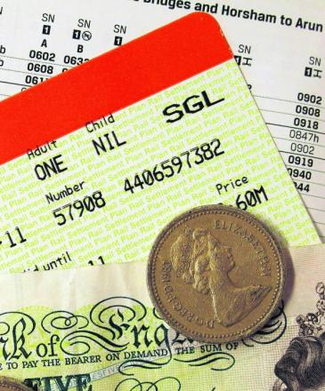Rail price rises are branded unfair