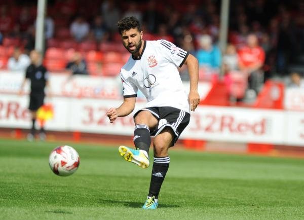 Town praying for Yaser call-up
