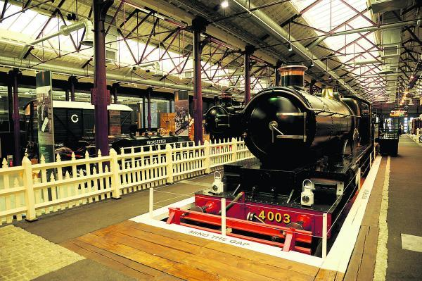 The Steam Museum