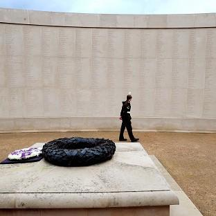 David Cameron has announced a funding boost of £1 million to help maintain the Armed Forces Memorial